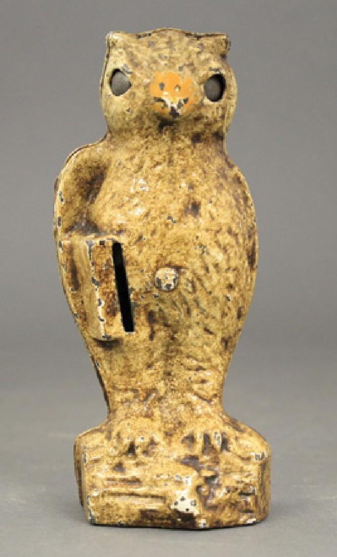 Owl, Slot in Book