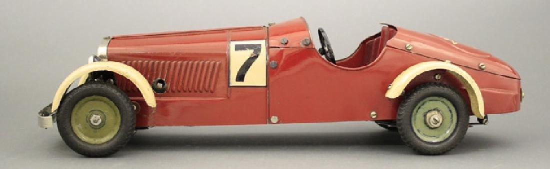 Bugatti #7 Racecar