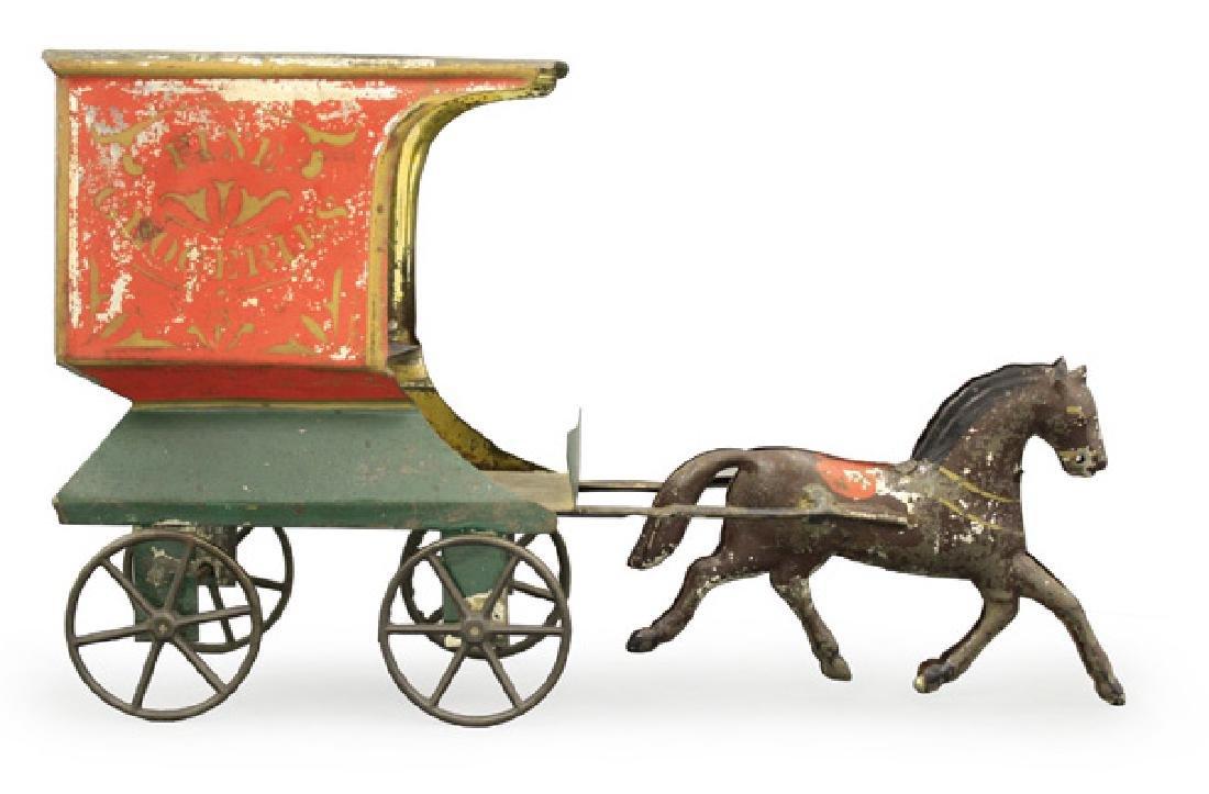 Fine Groceries Wagon