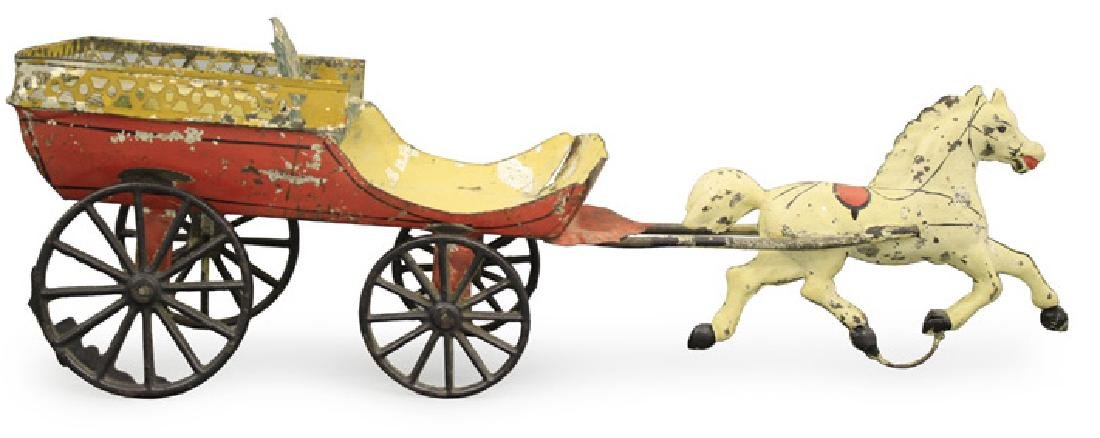 Julian Phaeton Carriage