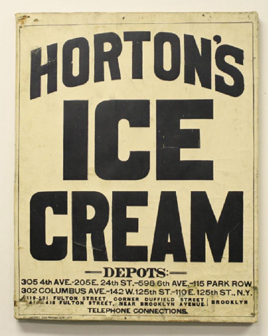 Horton's Ice Cream