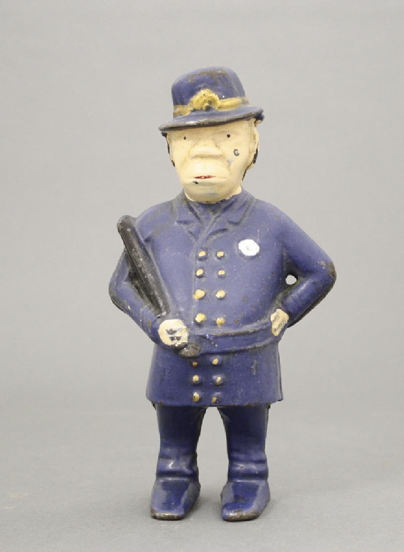 Mulligan the Cop