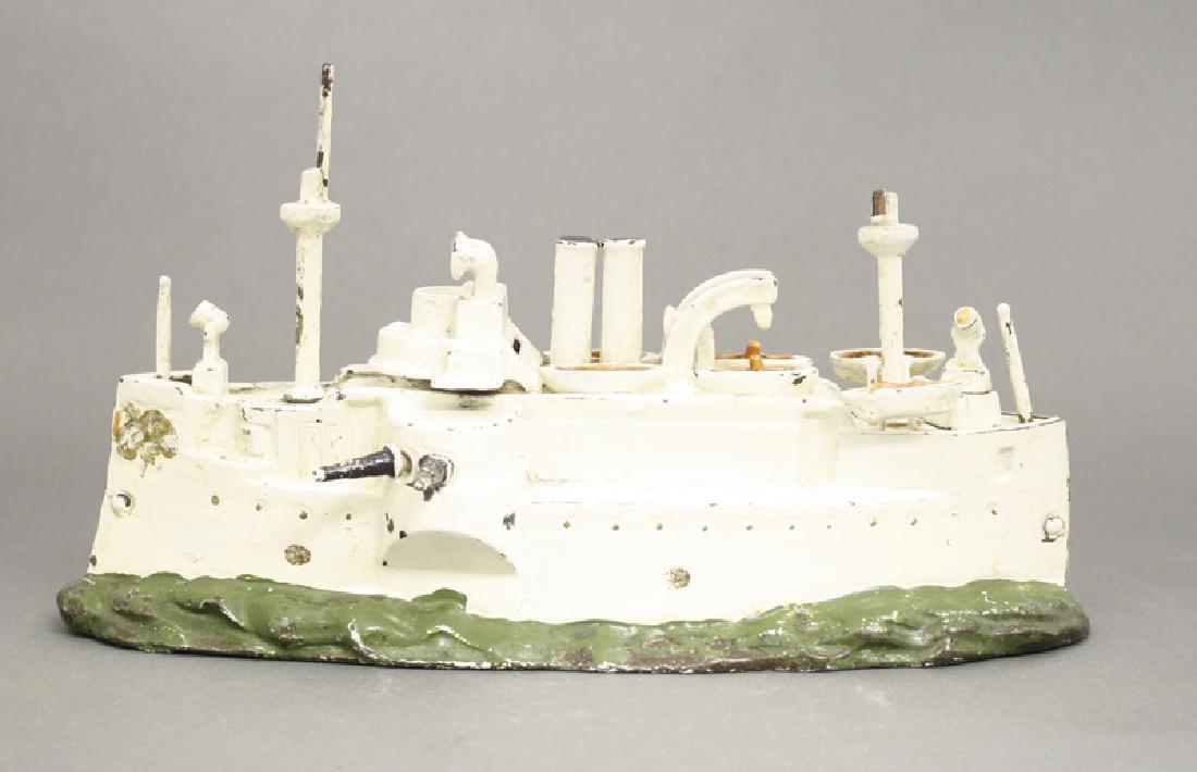 Spanish American War Battleship