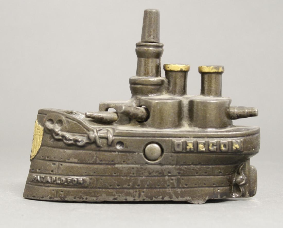 Small Battleship Oregon