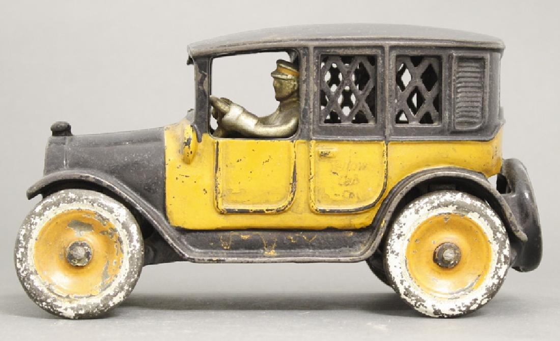 Yellow Cab Bank