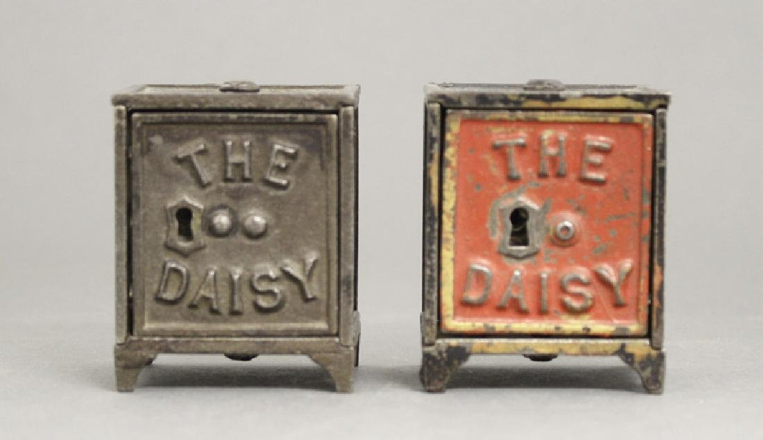 Two Daisy Safes