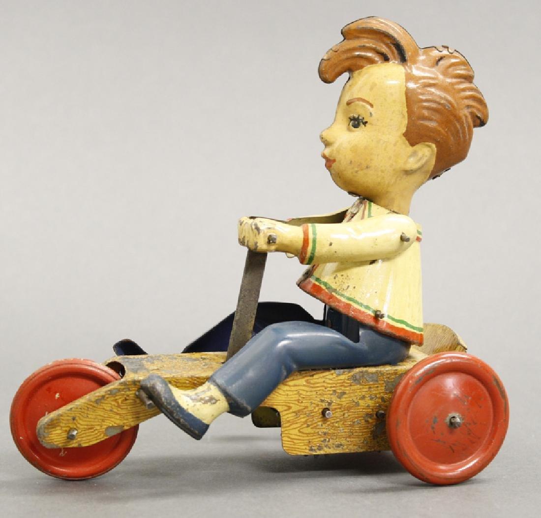 """""""Henri"""" Toy"""