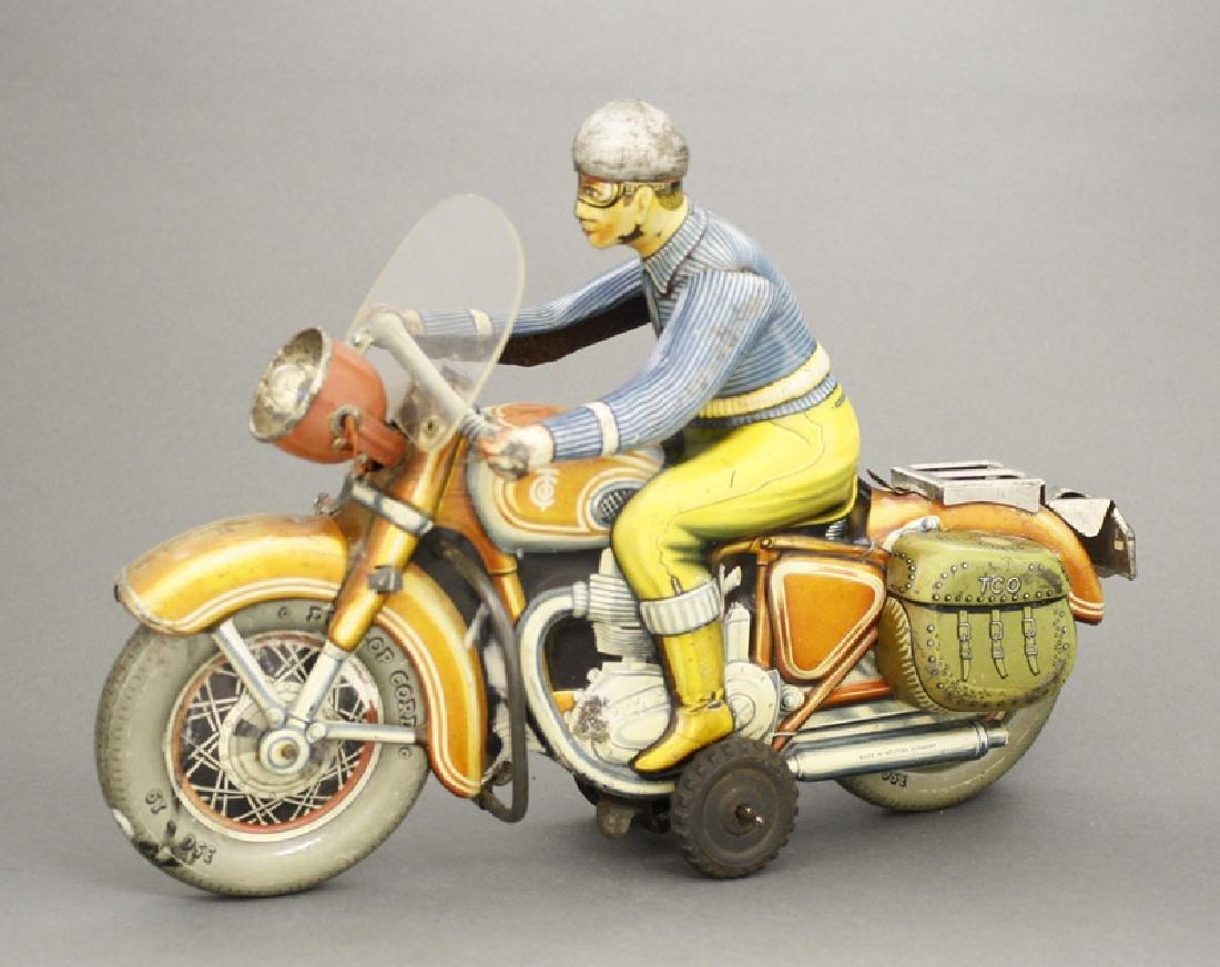 Civilian Motorcycle
