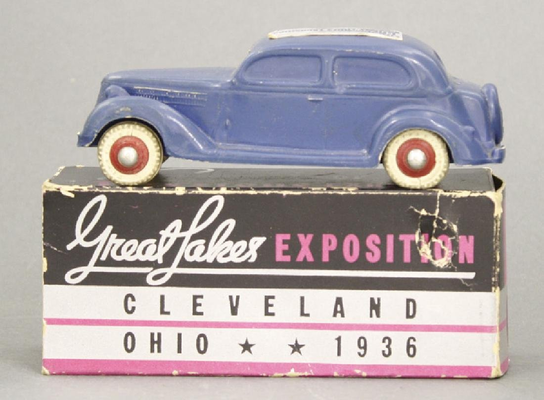 Great Lakes Exposition Souvenir