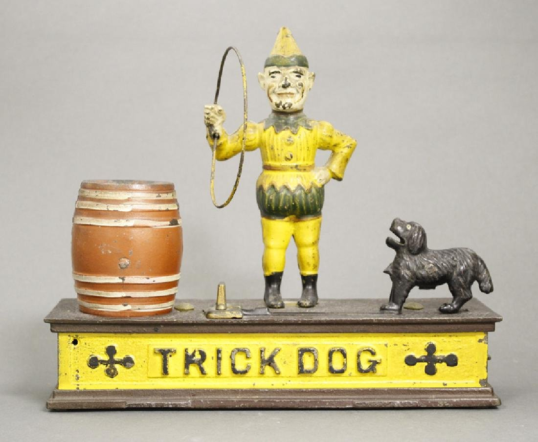 Trick Dog - Six Part Base