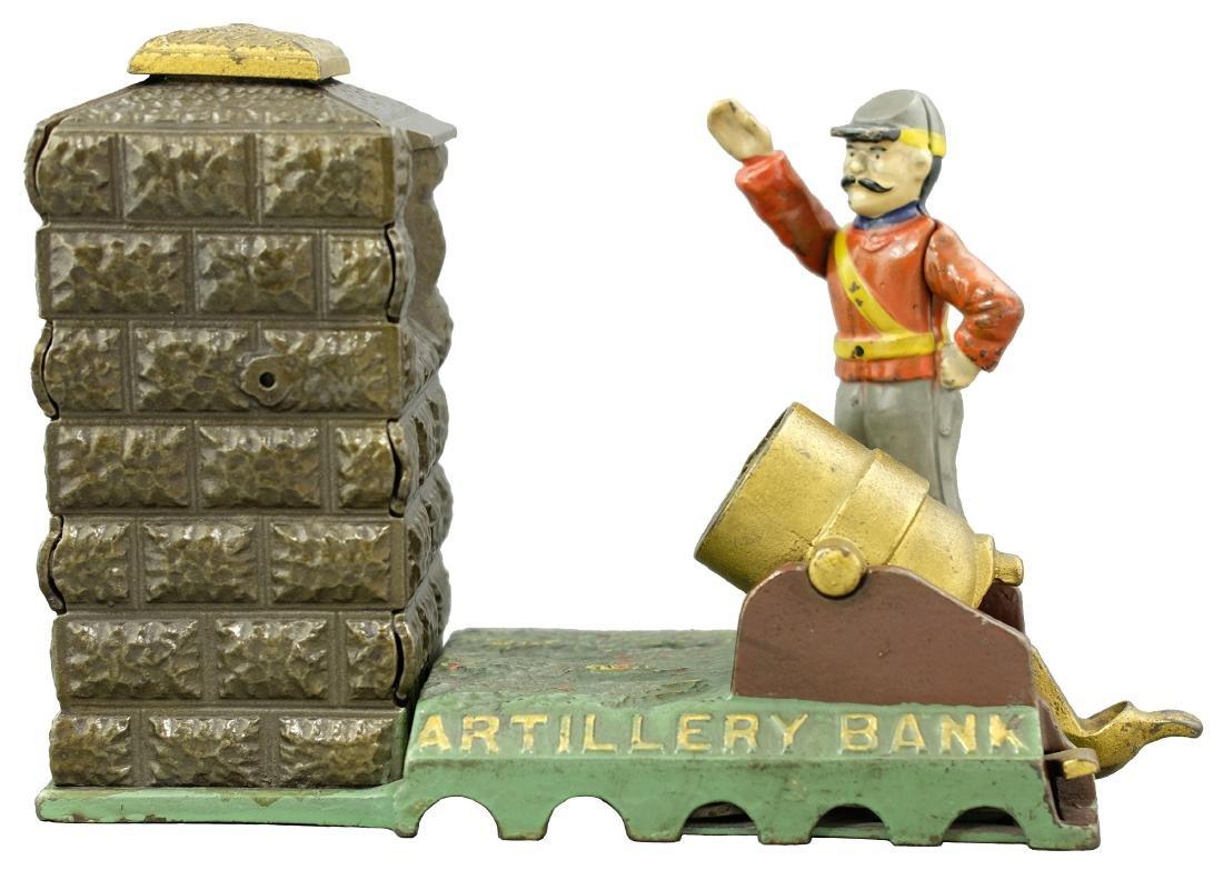 Polychrome Artillery Bank