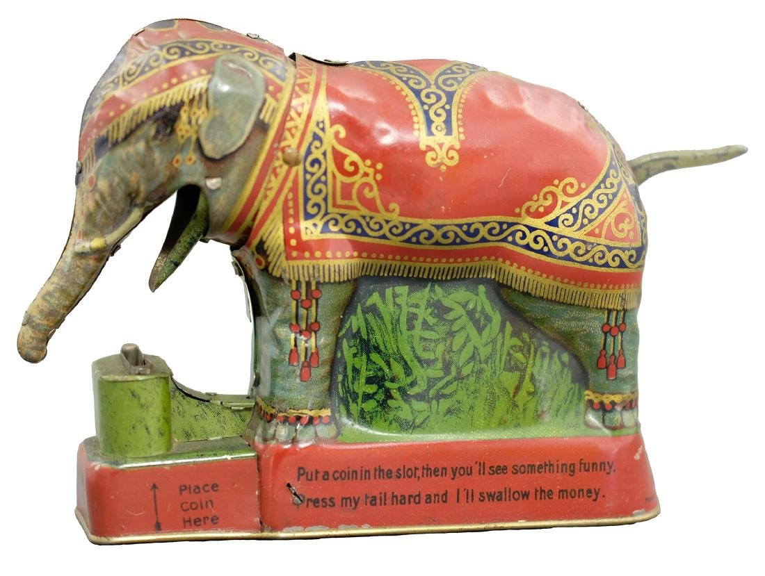 Royal Trick Elephant