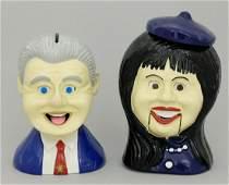 Bill Clinton  Monica Lewinsky Banks