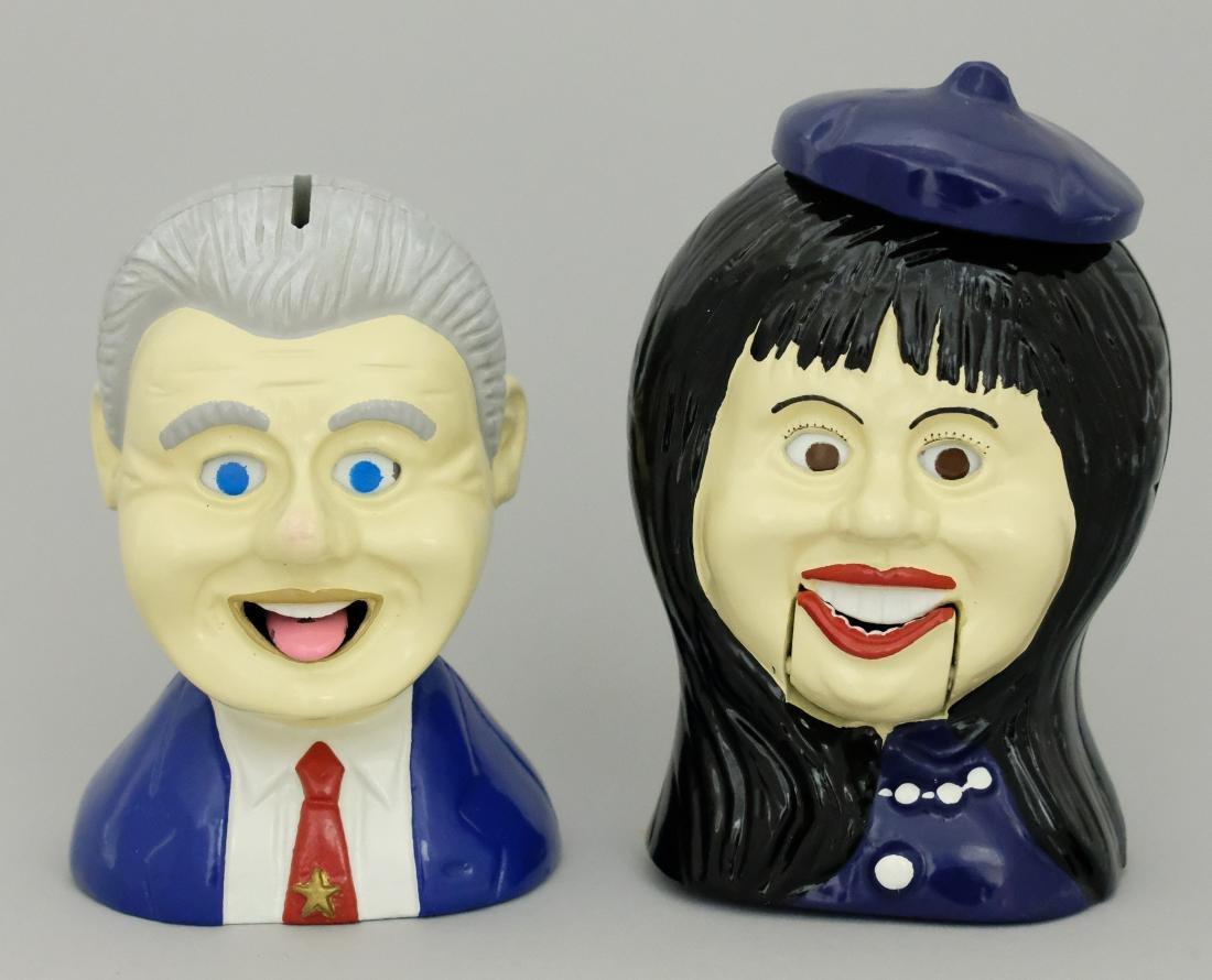 Bill Clinton / Monica Lewinsky Banks