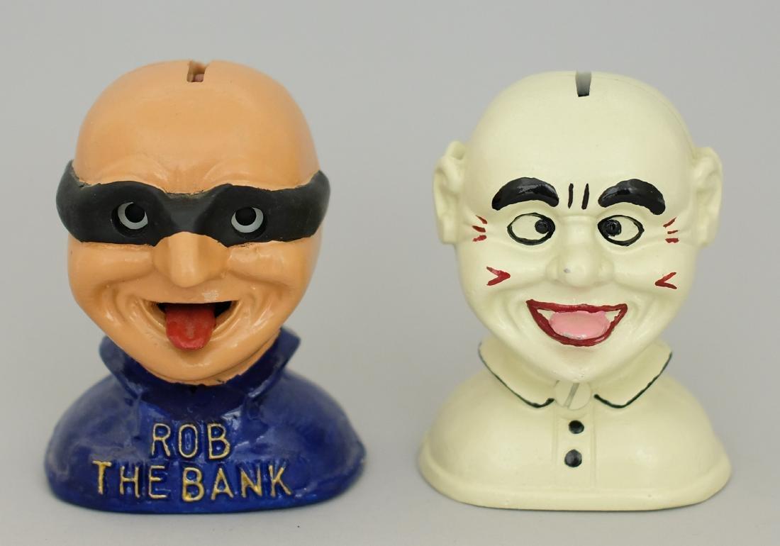 Rob the Bank / Dr. Z. Bank