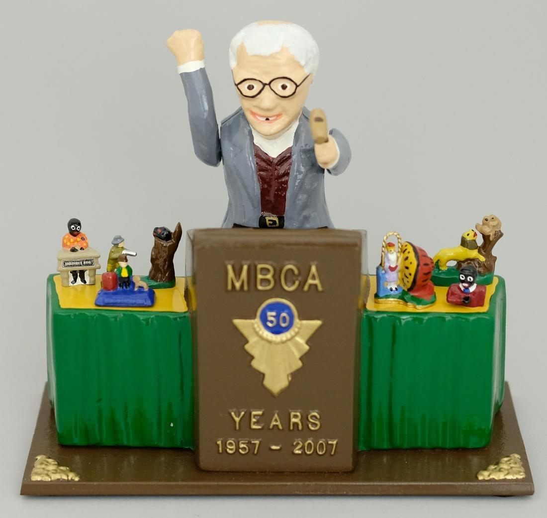"MBCA ""50"" Years Bank"