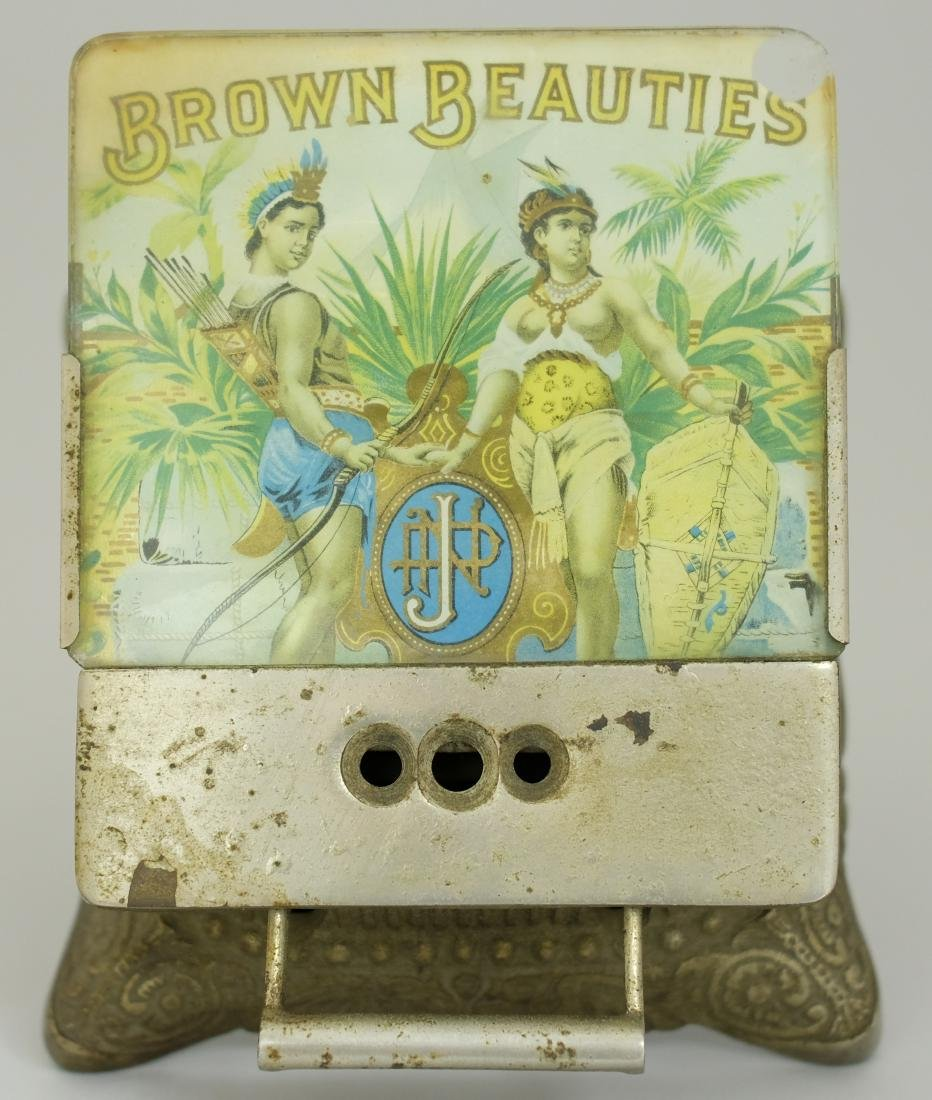 """Brown Beauties"" Cigar Cutter"