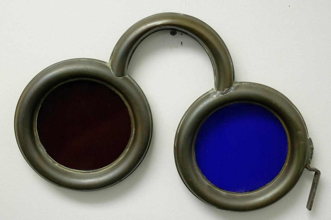 Miniature Optometrist Sign