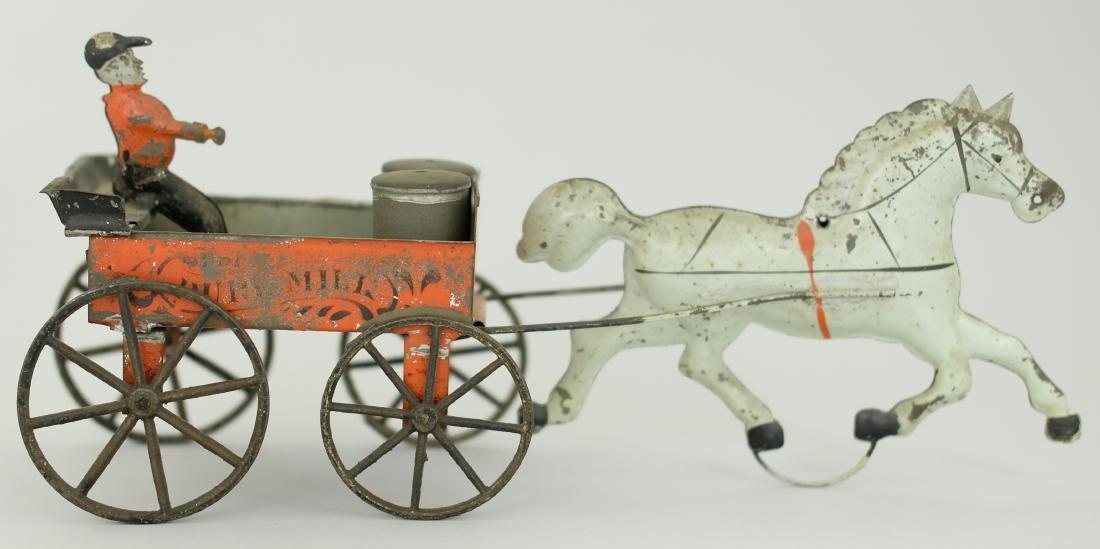 """Pure Milk"" Wagon"