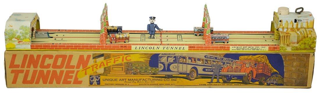 Lincoln Tunnel Traffic