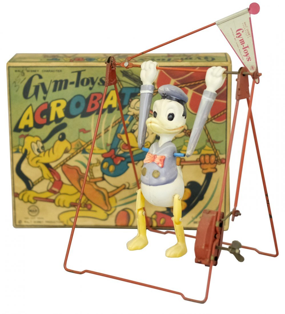 Acrobatic Donald Duck  Gym-Toys Product Line