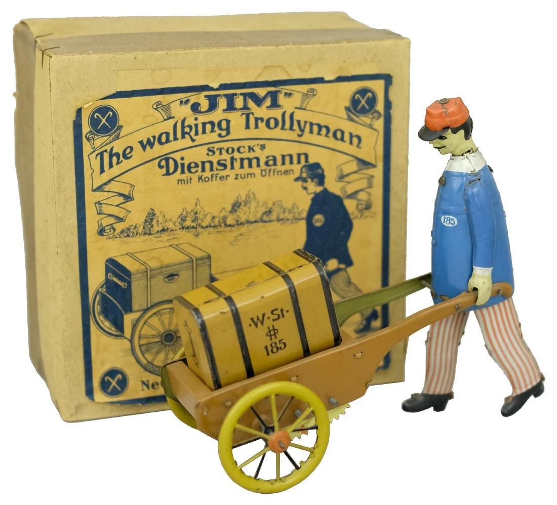 Jim the Railway Porter