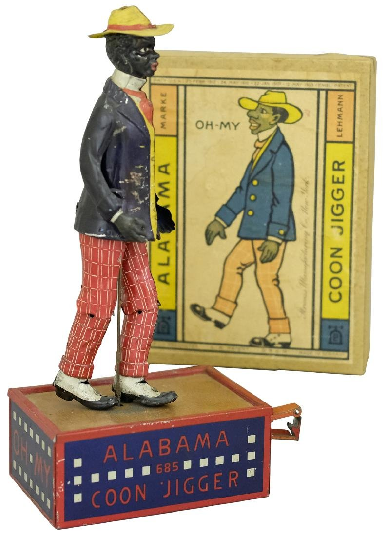 """""""OH - MY"""" ( EPL # 690) Alabama's Coon Jigger"""