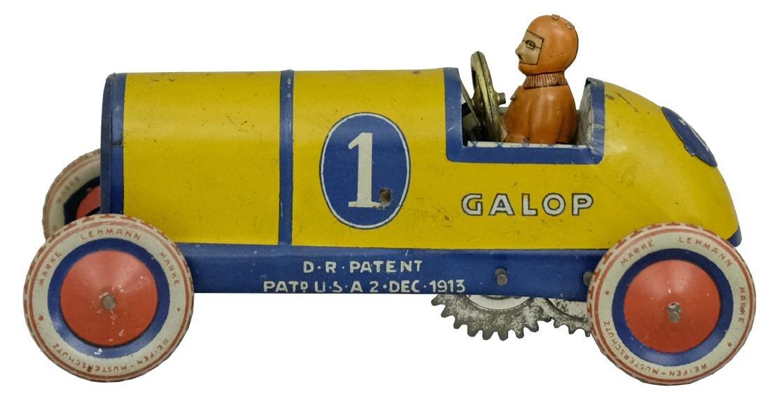 "Auto-Hutte (EPL # 772) ""GALOP"" (EPL # 760) ""SEDAN"" (EPL - 2"