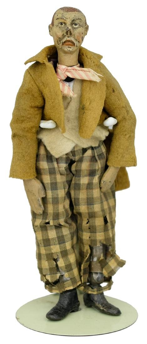 Hobo Articulated Doll