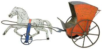 Hansom Cab - Strand London Rare & Unusual Mechanical