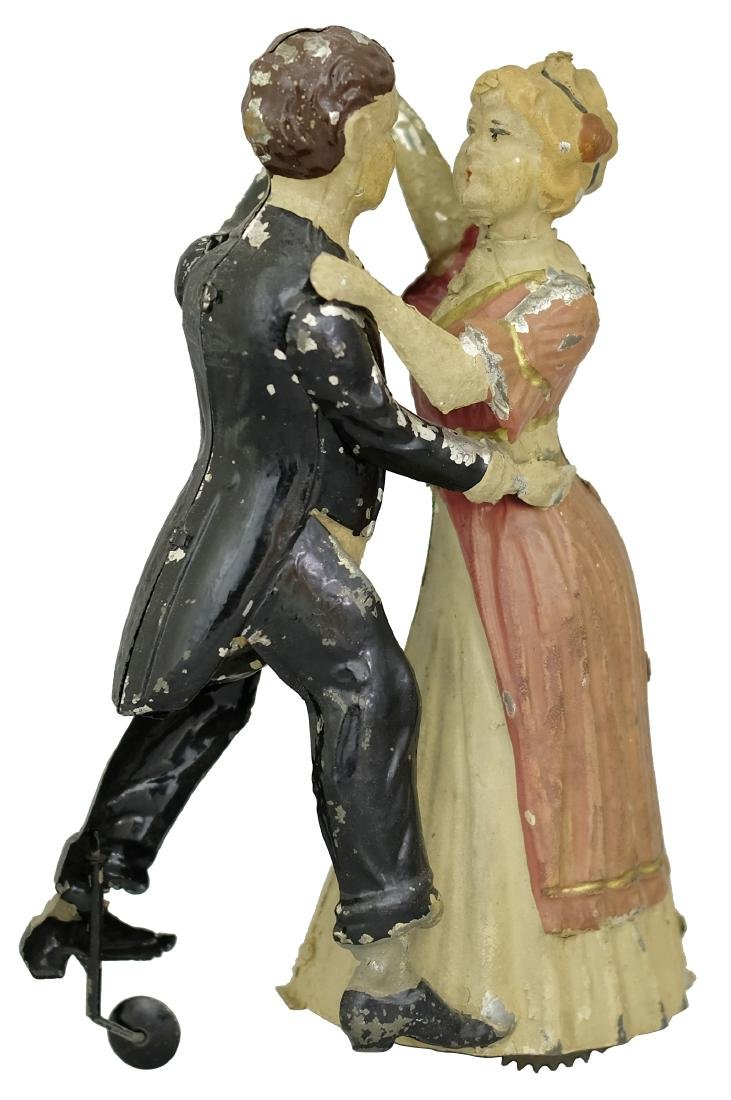 Tango Dancers with Original Box