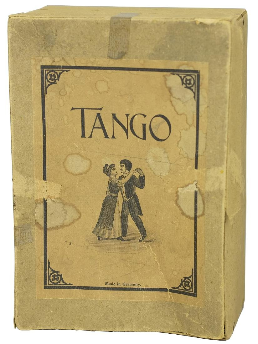 Tango Dancers with Original Box - 2