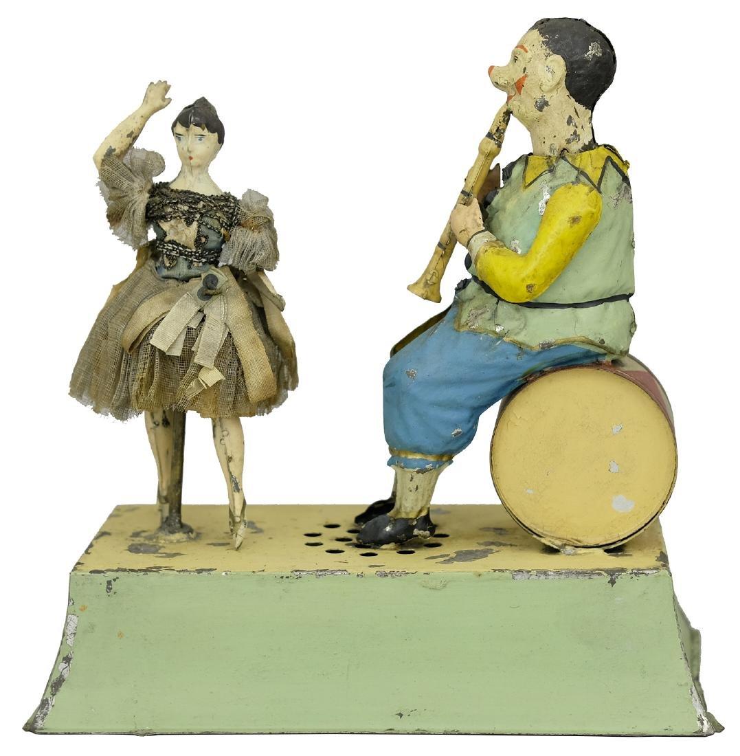 Clarinetist and Ballerina