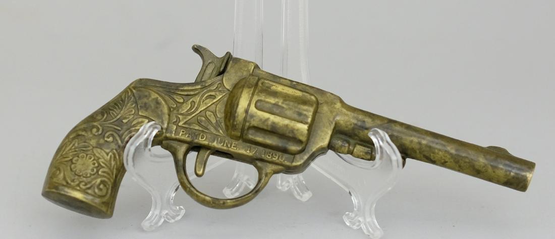 """""""Scout"""" Cap Gun - Brass Pattern"""