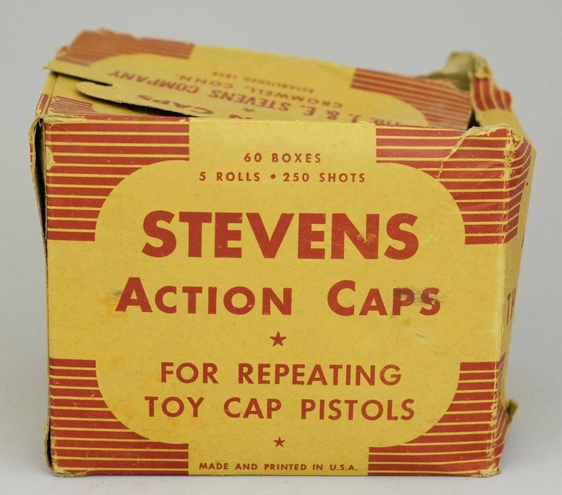 Stevens Action Caps