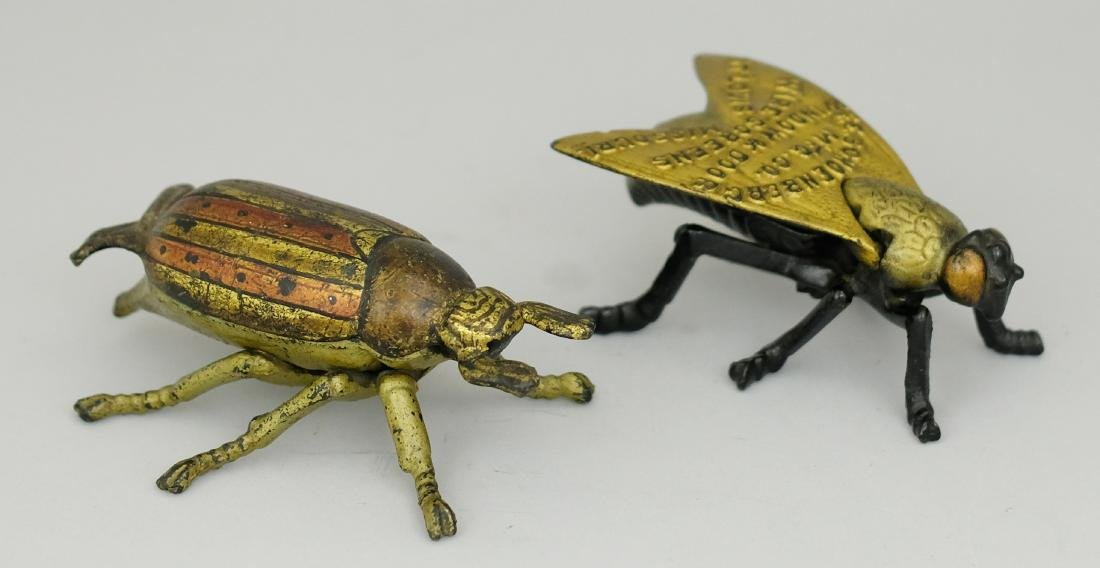 Fly / Beetle Matchsafes