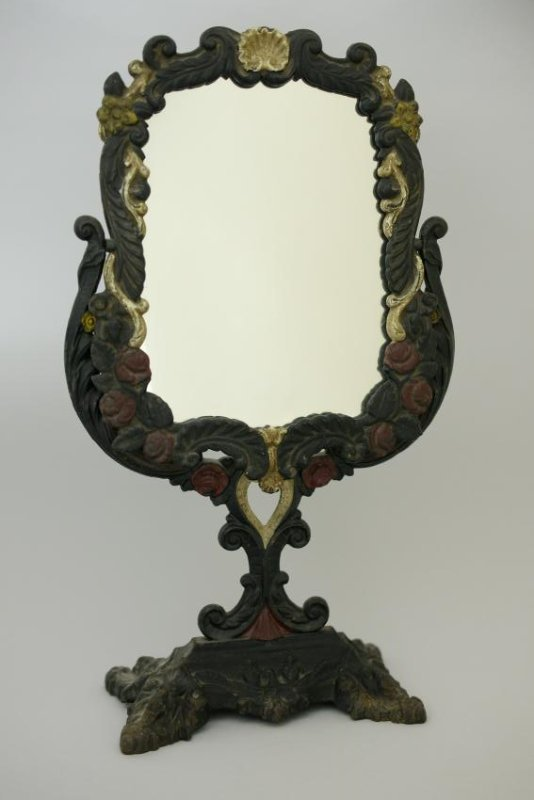 Victorian Table Mirror