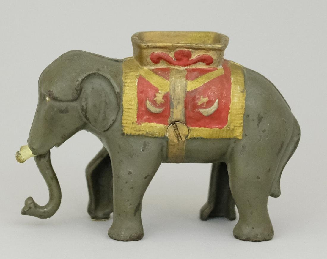 Small Elephant Swing Trunk