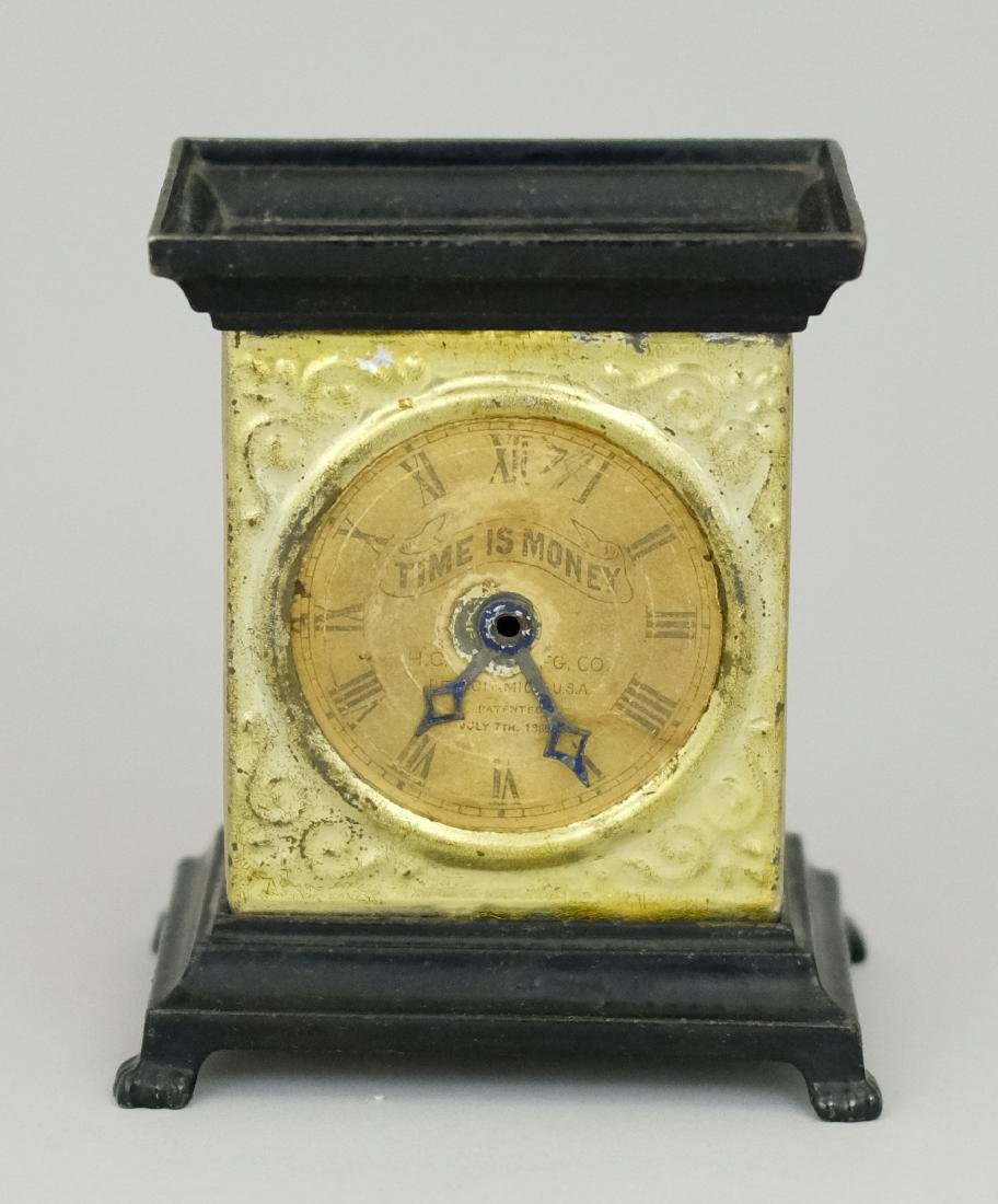 """""""Time is Money"""" Clock"""