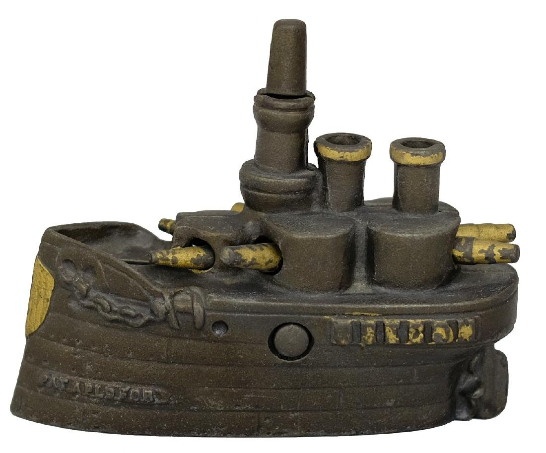 Battleship Oregon - Small