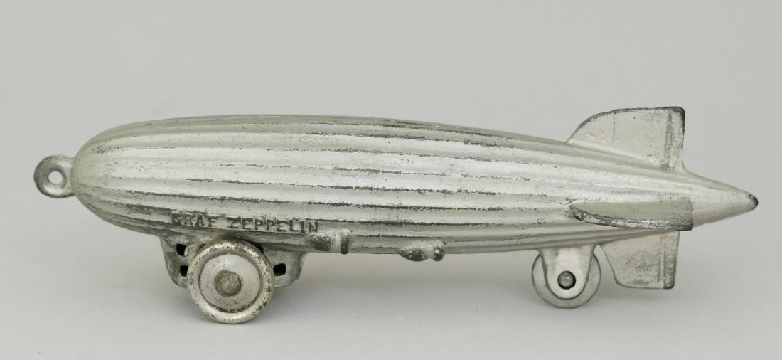 Graf Zeppelin on Wheels