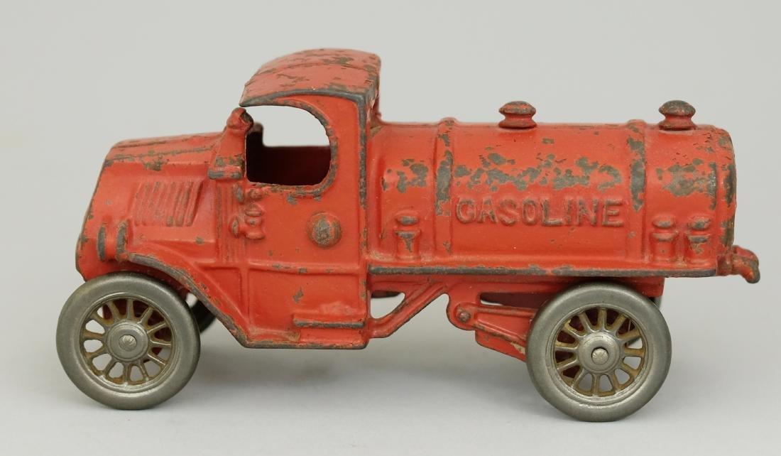 Gasoline Truck
