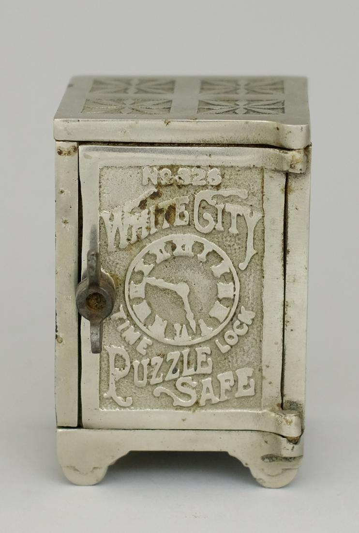 White City Puzzle Safe #326