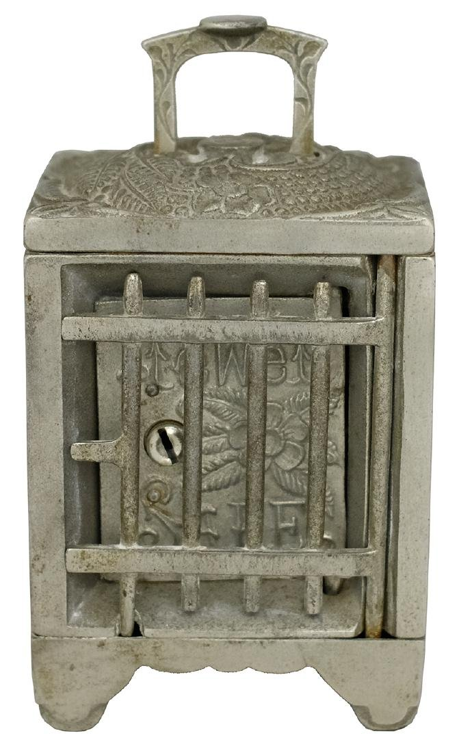 Jewel Safe with Grill