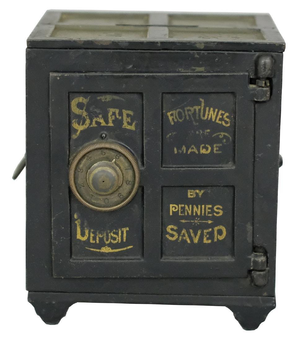 "Safe Deposit ""Fortunes are Made"""