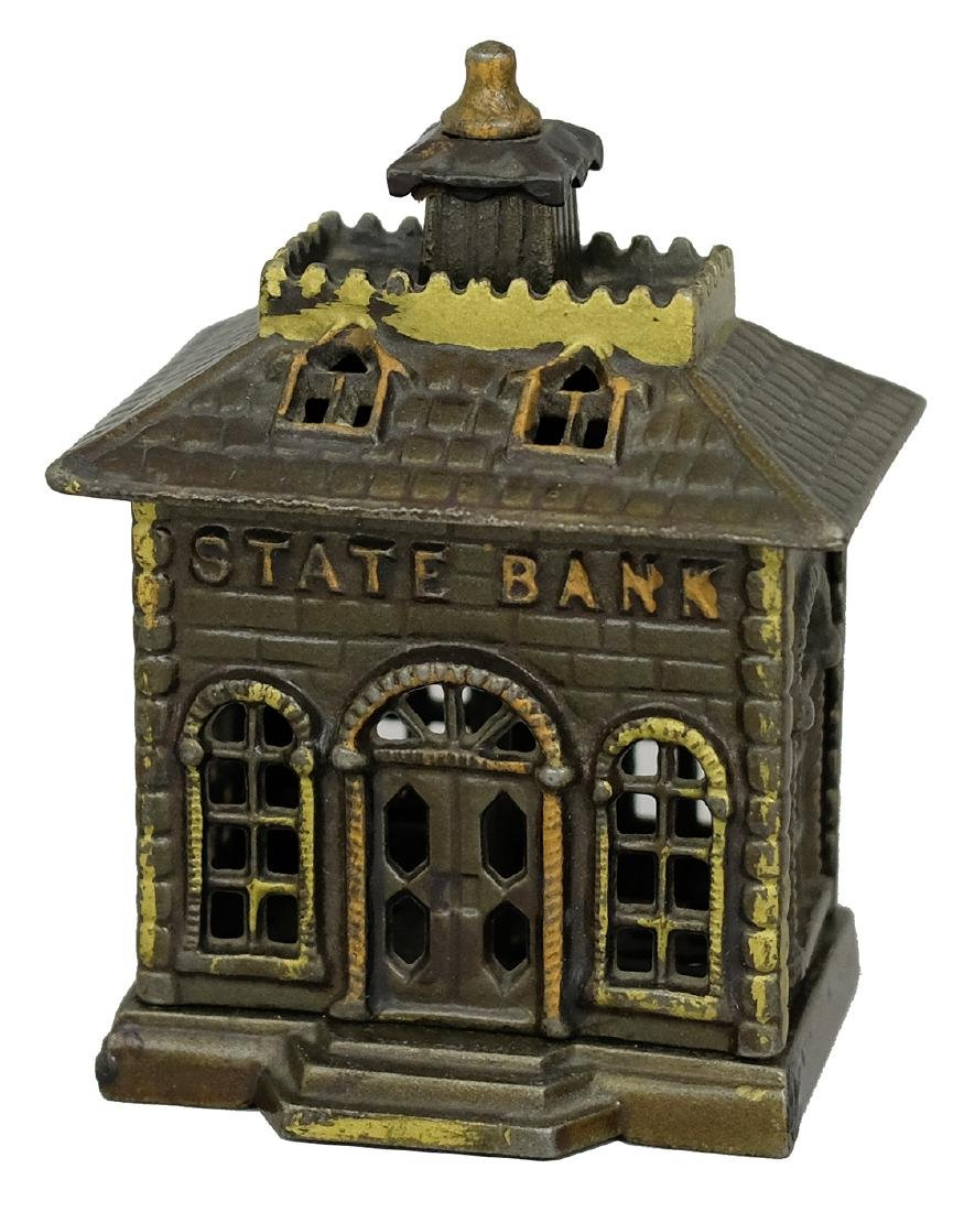 State Bank - Straight Letters