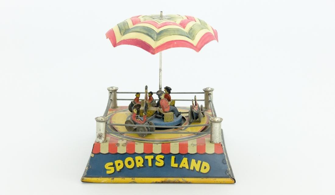 Sportsland Amusement Ride