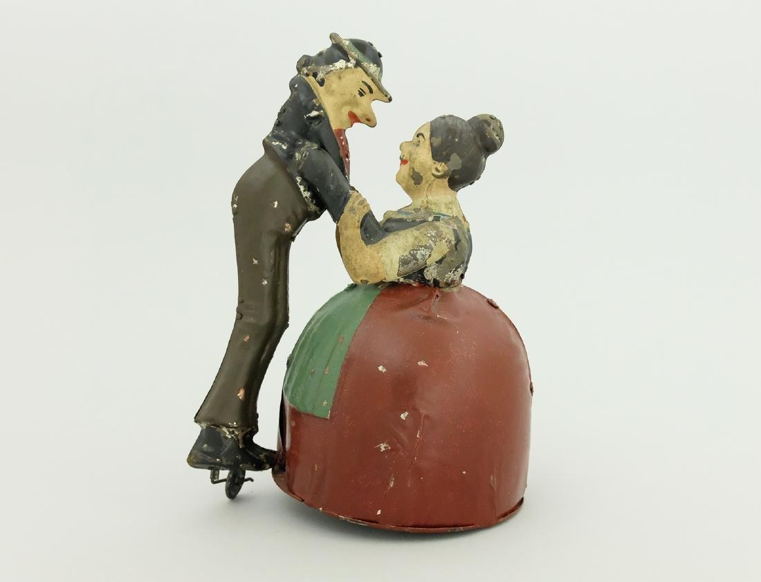 Waltzing Thin Man & Fat Lady