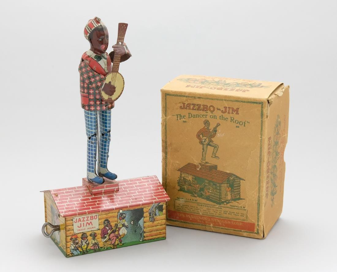 Jazzbo Jim with Box