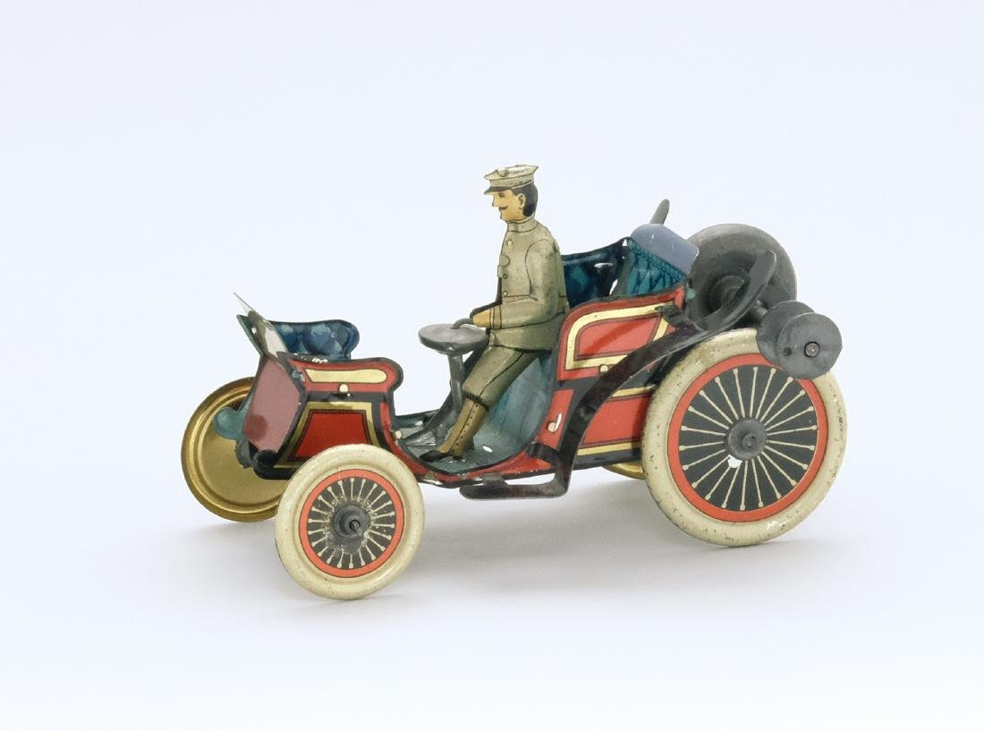 Horseless Carriage - Gyroscopic